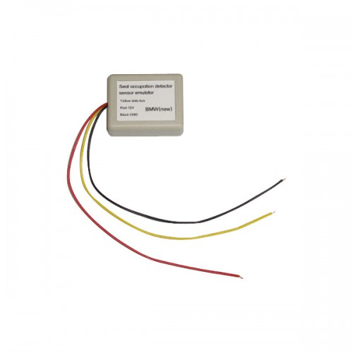 Seat Occupation Detector Sensor Emulator for New BMW