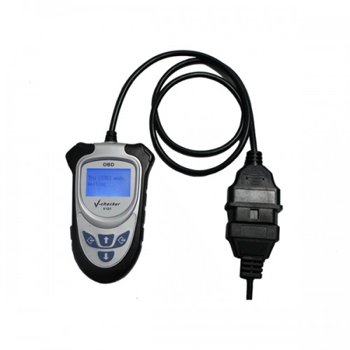 V-CHECKER V101 OBD2 Code Reader Without CAN BUS English Version