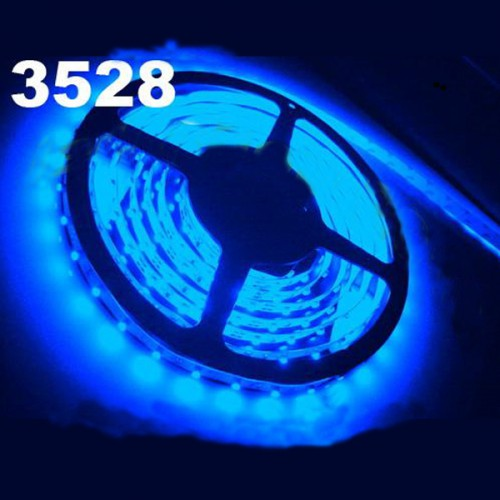 New 5m Waterproof Blue White SMD 3528 Flexible 300 LED Strip