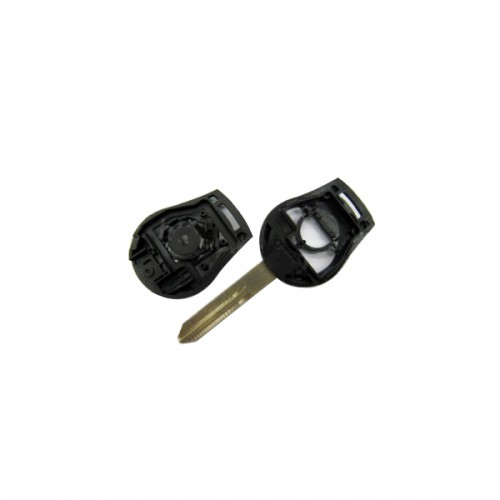 Remote Key Shell 3 Button for Nissan 10pcs/lot Free Shipping