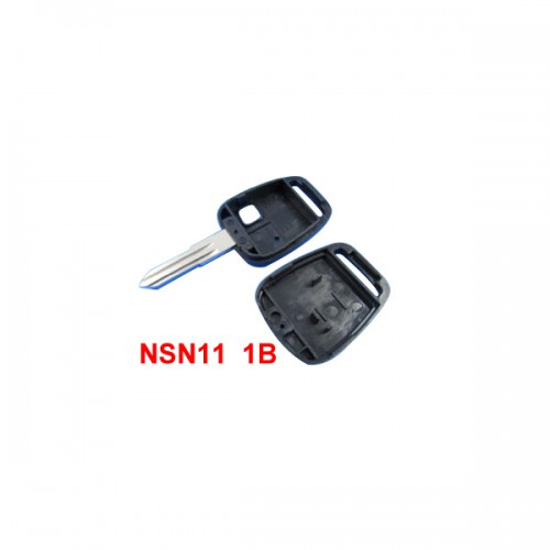 Blue Bird Remote Key Shell 1 Button For Nissan 5pcs/lot