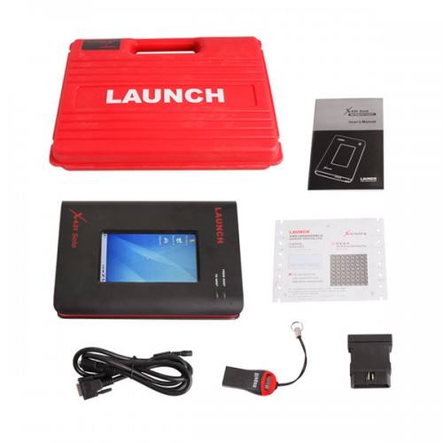 Original Launch X431 Solo Scanner Australian version update online