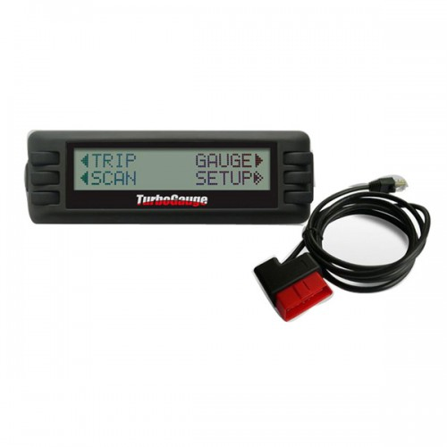 Newest 2014.3 Auto Computer scan tool digital gauge TurboGauge IV
