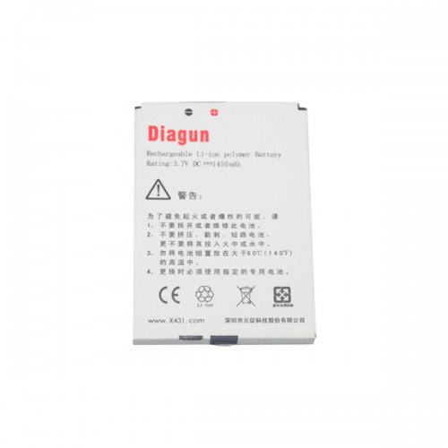 Launch X431 X-431 Diagun Battery For Sale Alone