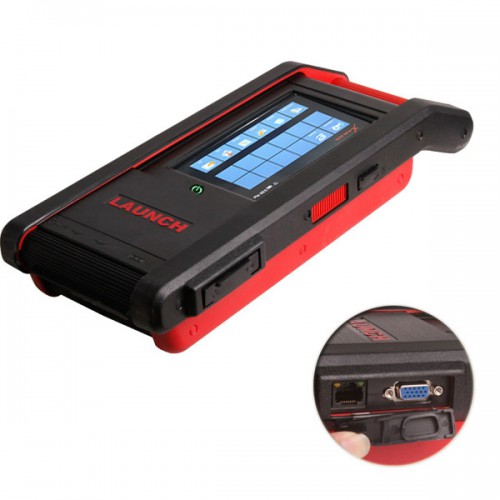 Original Launch X431 GDS Gasoline diagnostic tool update online free for one year