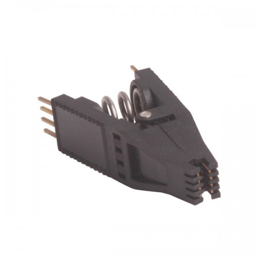 EEPROM SOIC 8pin 8CON NO.44 Connect Head Jan Version (5250) (black) 5pcs/lot