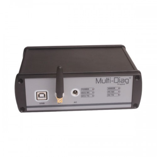 <b>(7% OFF €702)</b> WAS Multi-Di@g Truck Heavy Duty Diagnostic Tool Multi-Language Bluetooth