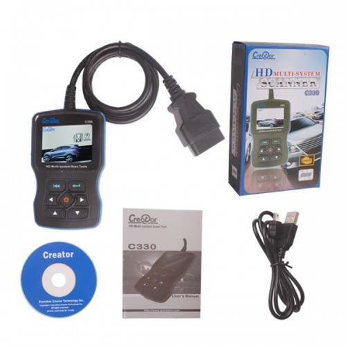 Creator C330 System Scanner for HONDA and ACURA