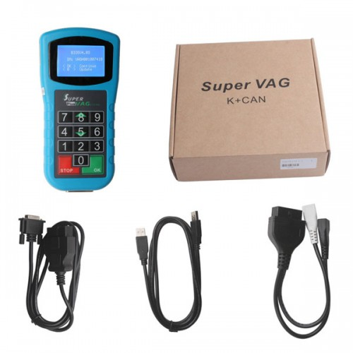 Original Xhorse Super V-A-G K+CAN Plus 2.0 Newly Update English(Choose SV39-B)