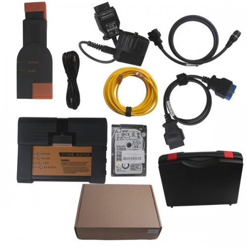 Perfect Verison High quality V2017.12 ICOM A2+B+C Diagnostic & Programming Tool for BMW with Software HDD