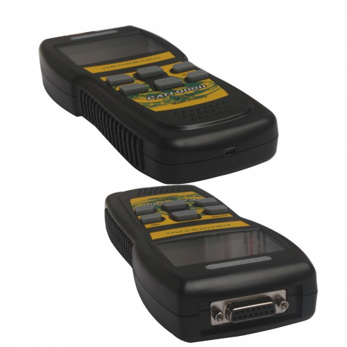U581 LIVE DATA OBD2 Can-Bus Code Reader 10 language
