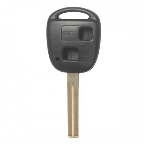 Remote key shell 2 button For Lexus without logo TOY48(long) 5pcs/lot