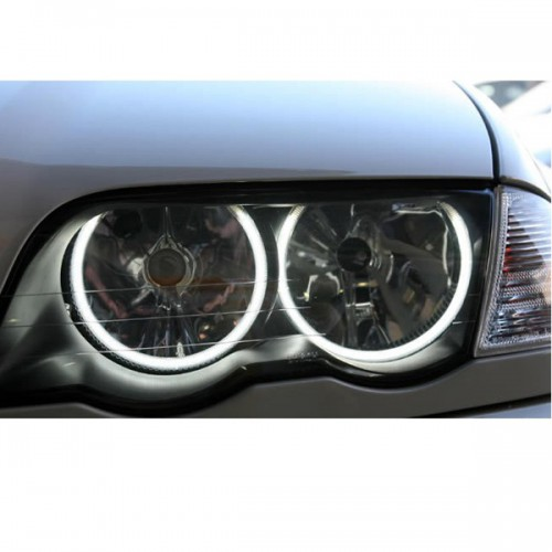 BMW Angel Eye Halo Light Error Free CCFL E46 E39 E318A E36 White 3 5 7 serie