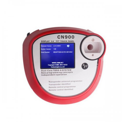 Original CN900 key programmer Master +ID46 CLONER BOX save 20EUR Choose SK188/SK189