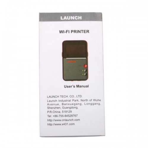 WIFI Version Mini Printer for X431 V ,V plus , PAD III PAD 3