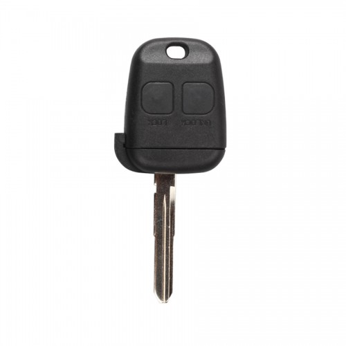 Remote Key Shell 2 buttons for Toyota 5 Pcs/lot
