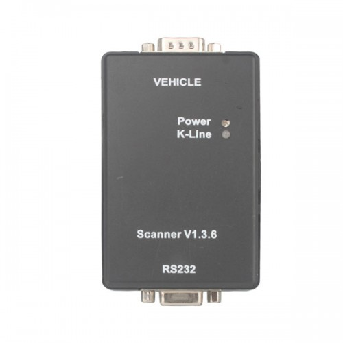 Scanner 1.36 for BMW