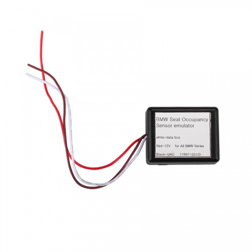 Seat Occupancy Sensor Emulator for All BMW Series (1997-2010)