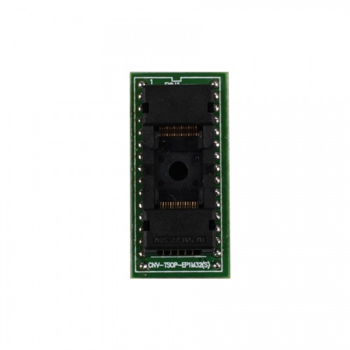TSOP32(S) socket adapter for chip programmer