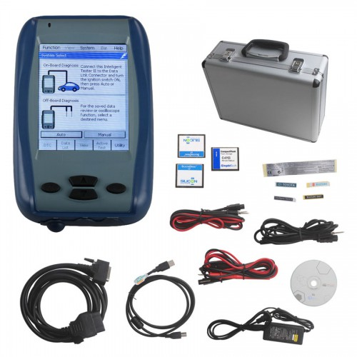2017.1 Denso Intelligent Tester2 IT2 for Toyota and Suzuki with Oscilloscope function