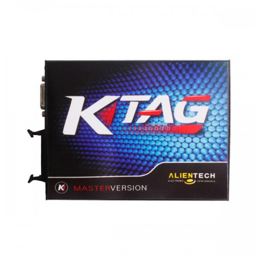 V2.11/2.13 KTAG K-TAG firmware V6.070 ECU Programming Tool Master Version get ECM TITANIUM V1.61 For Free(Choose SE135/SE135-B)