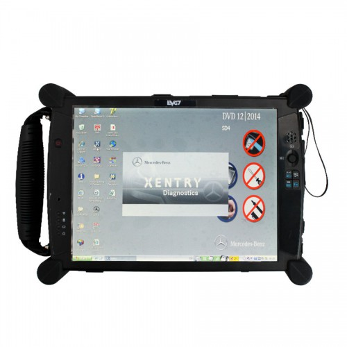 Perfect BMW ICOM A2 B C with 2015.10 software plus EVG7 Tablet PC