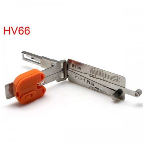 Smart HV66 2 in 1 Auto Pick and Decoder For Chinese Automobile
