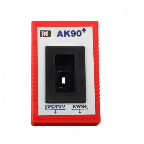 V3.19 AK90 Key Programmer AK90+ for all BMW EWS plus K-LINE OD46J EWS3 Adapter
