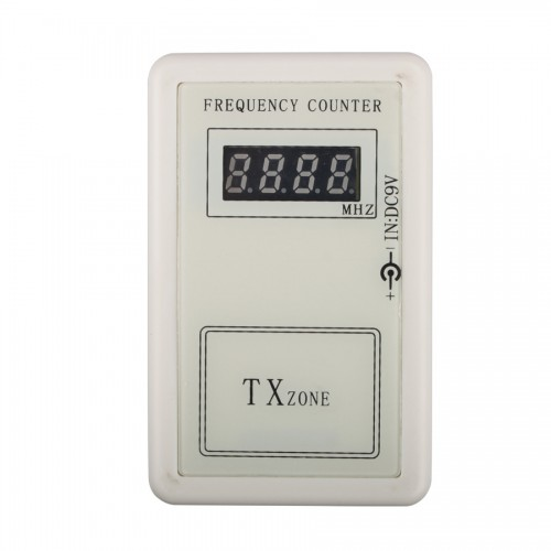 Remote Control Transmitter Mini Digital Frequency Counter (250MHZ-500MHZ) choose SK149-C