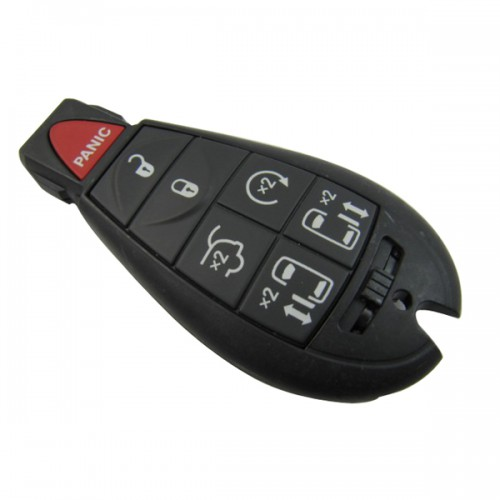 6+1 7 Button 433MHZ Smart Key for Chrysler