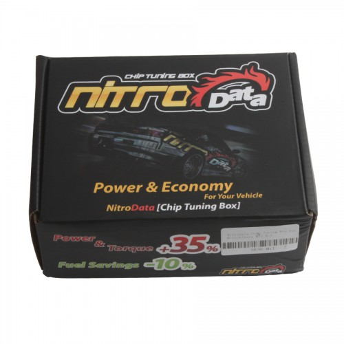 NitroData Chip Tuning Box for Motorbikers from M1/M2/M3/M4/M5/M6/M7/M10/M11