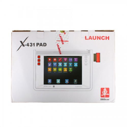 Launch X431 Pad Auto scanner support 3G WIFI Multi-language(Choose SP183-D/ SP184)