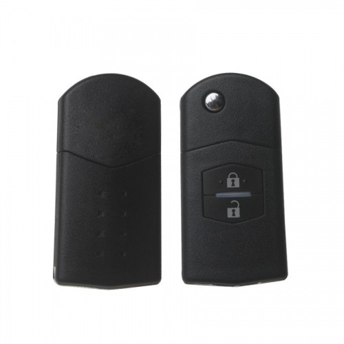 Flip Remote Key 2 Button 433MHZ (with 4D63) for Mazda M6 M3