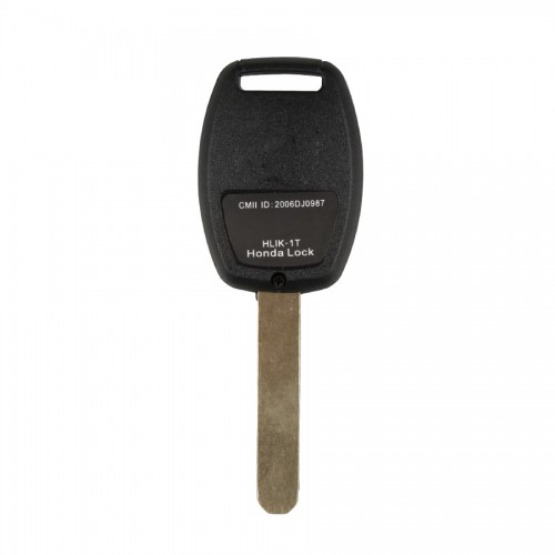 Remote Key 2 Button And Chip Separate ID:8E ( 433MHZ ) Fit ACCORD FIT CIVIC ODYSSEY For 2005-2007 Honda