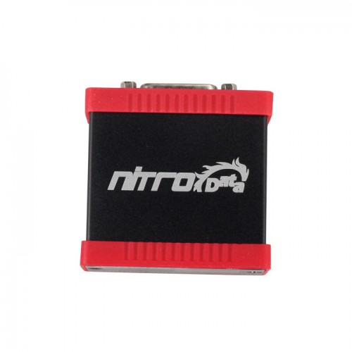Original NitroData Chip Tuning Box for Diesel Cars (Common Rail)