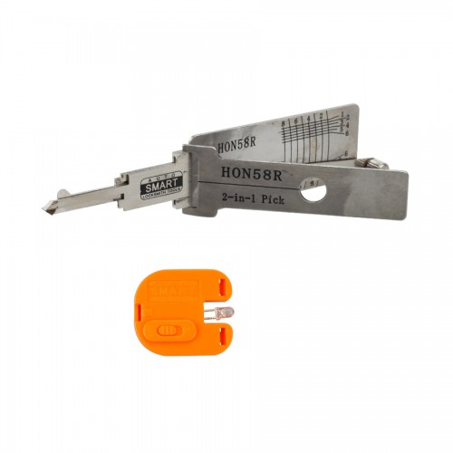 Smart HON58R 2 in 1 Decoder and Pick Tool