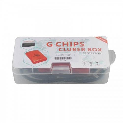 G decoder CLONER BOX for CN900 key programmer highly recommend