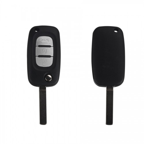 3 Button 433MHZ Remote Control Key for Renault Folded With 46 chip