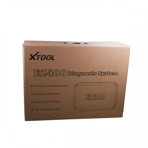 V10.23 XTOOL EZ400 Diagnosis System With WIFI Support Android System Update Online