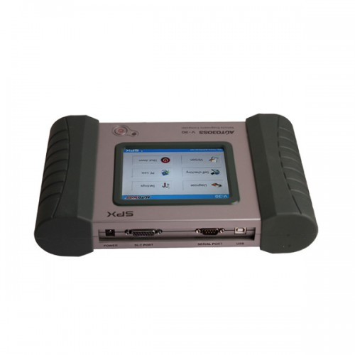 Autoboss V30 the European edition update by internet