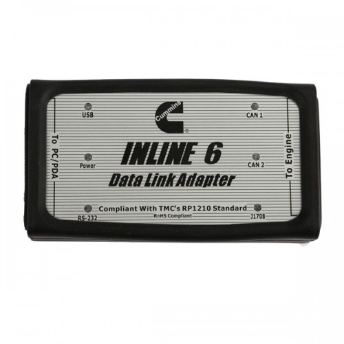 (Special Price) INLINE 6 Data Link Adapter for Cummins