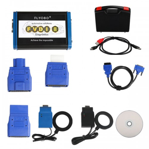2016 V9.0 FVDI2 Commander For Toyota LEXUS get free Hyundai/Kia/Tag Key Tool software Free Shipping