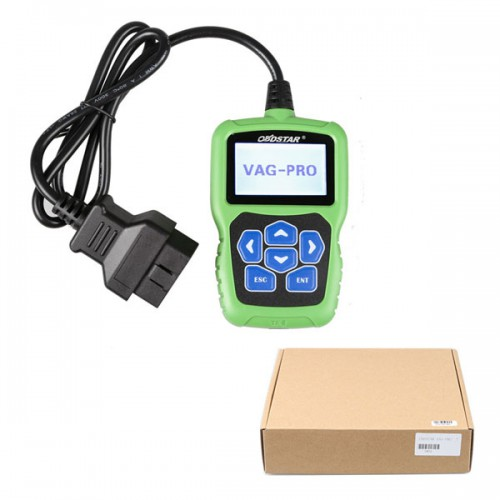 Original OBDSTAR V-A-G PRO Auto Key Programmer No Need Pin Code Support New Models and Odometer