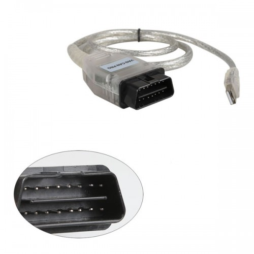 New V-A-G CAN PRO BUS+UDS+K-line S.W Version 5.5.1 VCP better than VCDS and ODIS Free Shipping