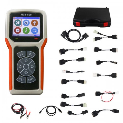 Original MCT-500 Universal Motorcycle Scanner Tool Multi-languages (Choose SP237-B)