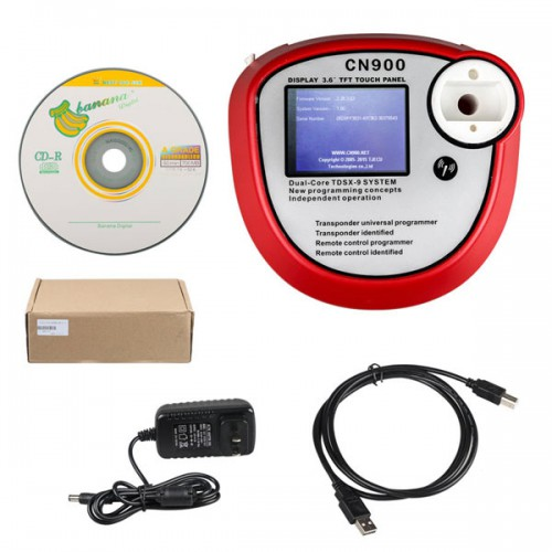 OEM CN900 Car Key Programmer without USB Disk