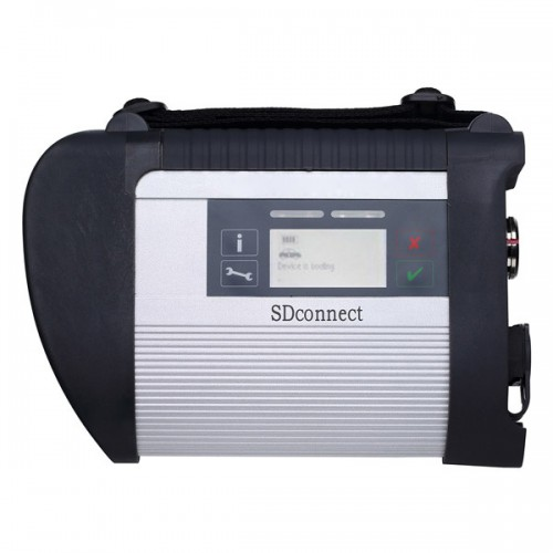MB SD Connect Compact 4 Star Diagnosis Without Software