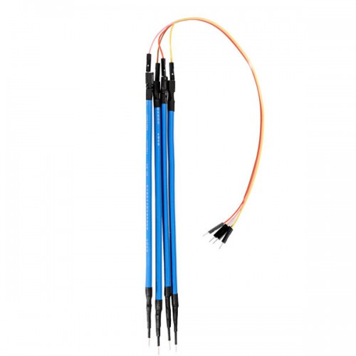 LED BDM Frame 4 Probes with connect cable For Replacement 4Pcs