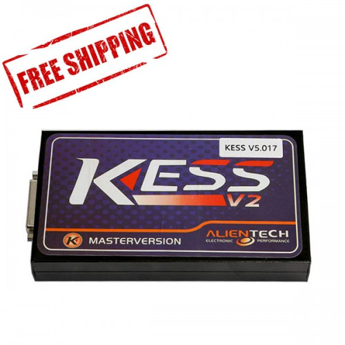 KESS V5.017  Ksuite V2.47 Car ECU Programmer Online Version No Token Limited Free Shipping From UK