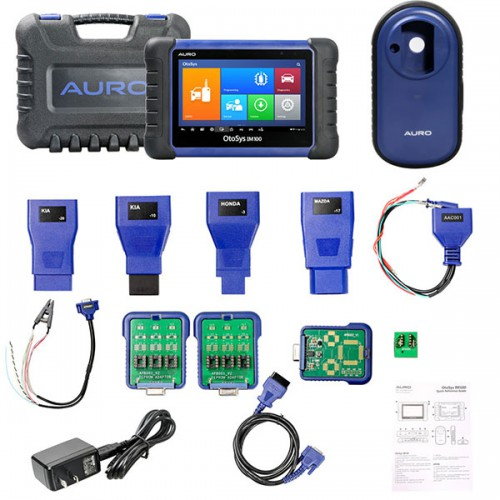 AURO OtoSys IM100 Automotive Diagnostic and Key Programming Tool  Support Online Update